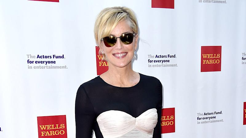 Sharon Stone Honored at Marrakech Fest