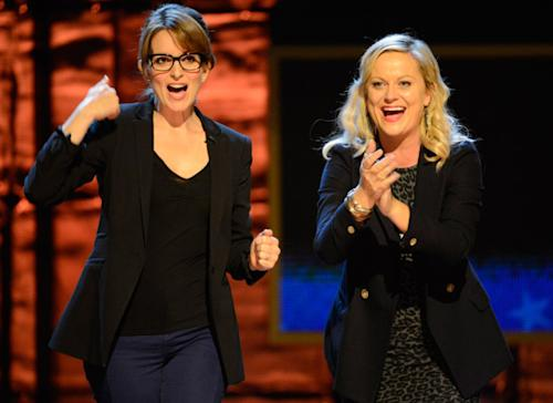 Our 5 favorite collaborations between Golden Globe hosts Tina Fey and Amy Poehler