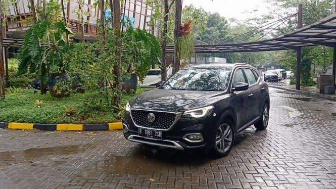 Siap Meluncur, Begini Wujud Mobil Baru MG Untuk Indonesia