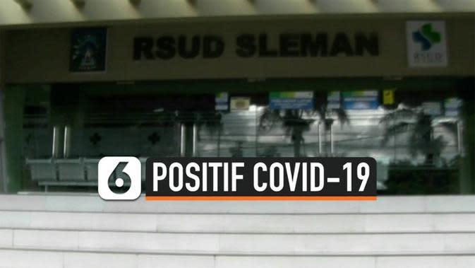 VIDEO: 31 Pegawai RSUD Sleman Positif Covid-19