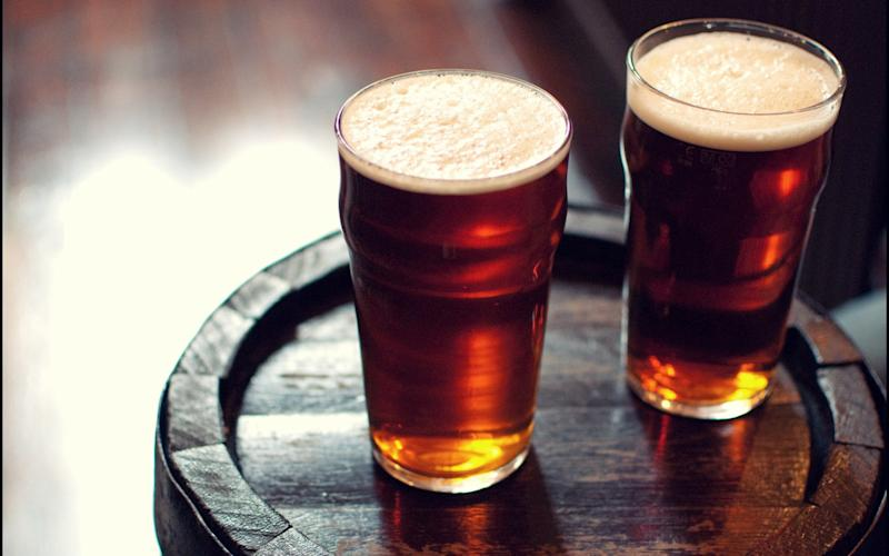 Are these pints worth more after 10pm? - Moment RF