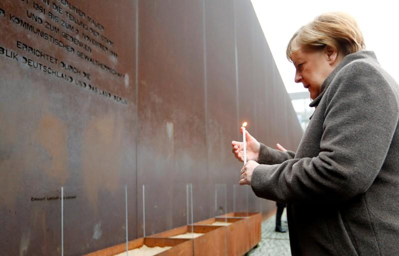 30th anniversary of the fall of the Wall in Germany