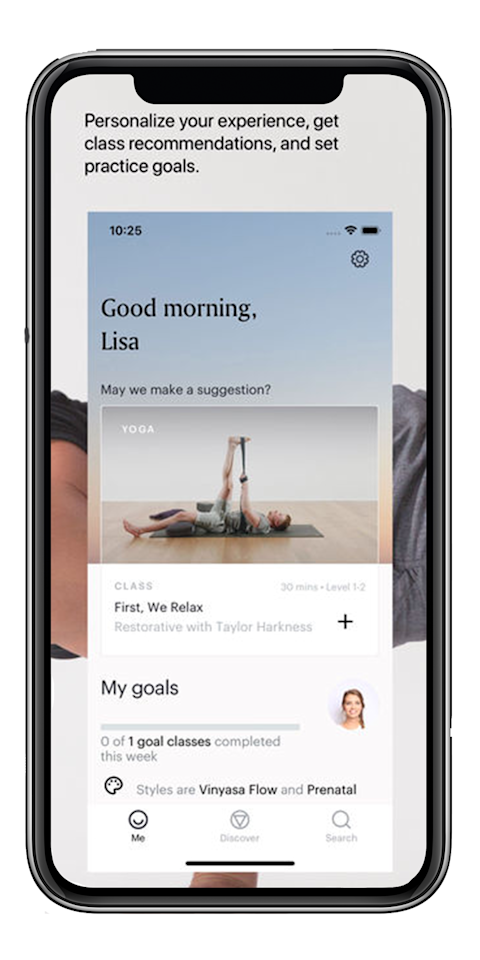 """<p>Our <strong>top lab pick</strong> for yoga apps, <a href=""""https://www.glo.com/"""" target=""""_blank"""">Glo</a> (previously called Yoga Glo) offers over 3,700 classes—including yoga, pilates, and meditation—led by nearly 50 different teachers. Once you sign up, the platform suggests classes for you to try, or you can easily search for what you're looking for by using helpful filters like level, duration, body part, required props and more. The super sleek design makes getting started a breeze.</p><p><strong>Cost: </strong>$18/month</p><p><strong>Get it for</strong> <a href=""""https://itunes.apple.com/us/app/glo-yoga-and-meditation/id1023475268?mt=8"""" target=""""_blank"""">iOS</a> <strong>or</strong> <a href=""""https://play.google.com/store/apps/details?id=com.yogaglo.yogaglo"""" target=""""_blank"""">Android</a></p>"""