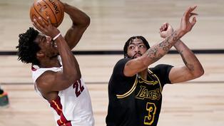 NBA總冠軍戰》Butler大三元續命 熱火逼出第6戰