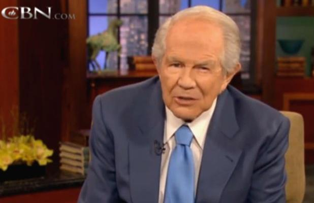 Pat Robertson Blasts Trump for Lack of 'Love' in Response to Protests