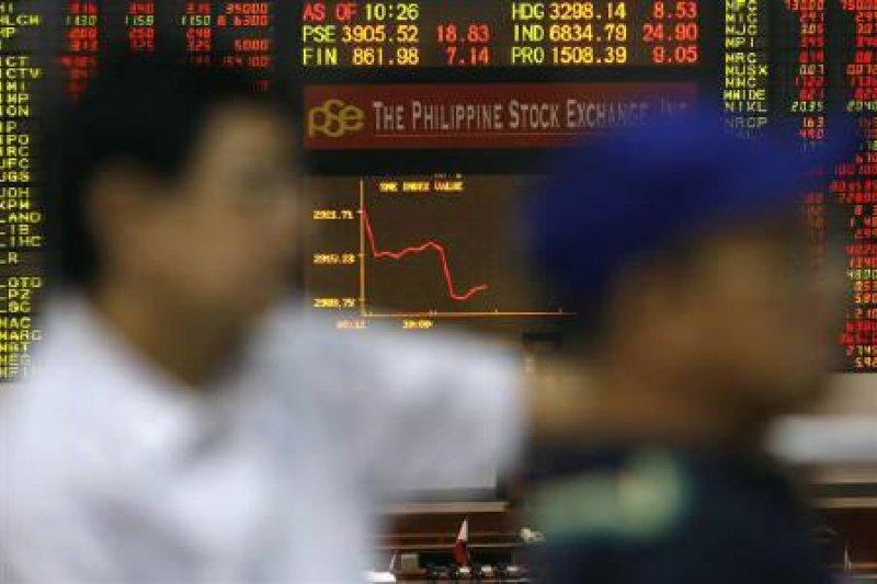 Bursa saham Filipina tutup 1,64 persen lebih rendah