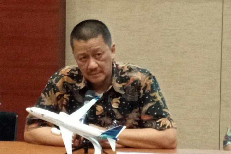Dirut Irfan Setiaputra janji tegakkan GCG di Garuda