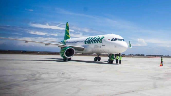 Viral Orang Gila Dilempar dari Pesawat, Citilink Beri Klarifikasi