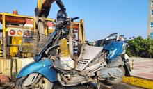 彰化濱海公路死亡車禍 老婦疑逆向遭撞慘死
