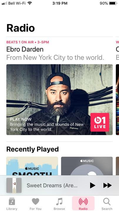 what is apple music 14