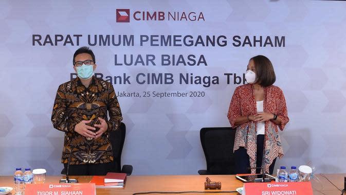 CIMB Niaga Angkat Dato Abdul Rahman Ahmad sebagai Komisaris