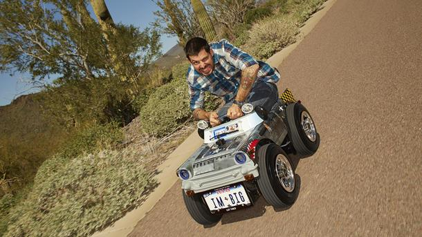 World's smallest road-legal car wins Guinness approval
