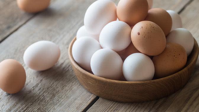 Ilustrasi telur (sumber: iStockphoto)