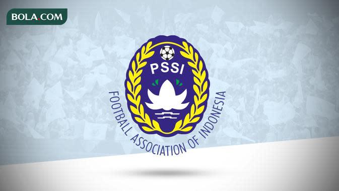 Logo PSSI. (Bola.com/Dody Iryawan)