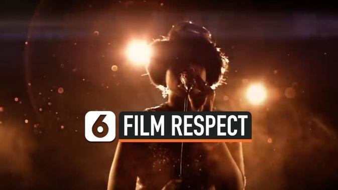 VIDEO: Aksi Jennifer Hudson Perankan Aretha Franklin di Trailer Respect