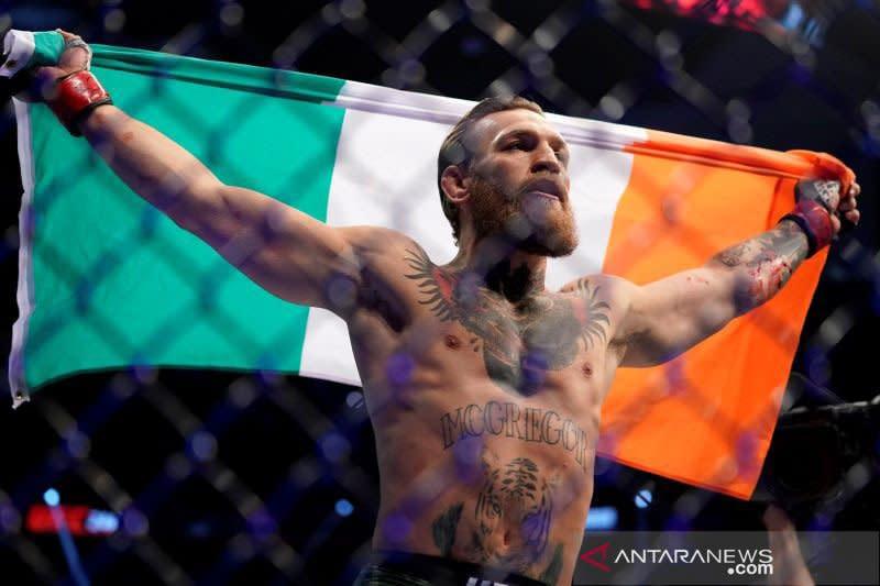 McGregor ditahan karena dugaan pelecehan seksual