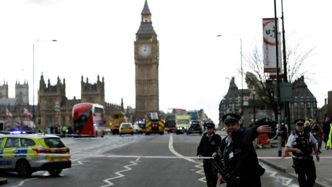 7 Serangan Teror di London, dari Penikaman, Bom hingga Insiden Van Mematikan