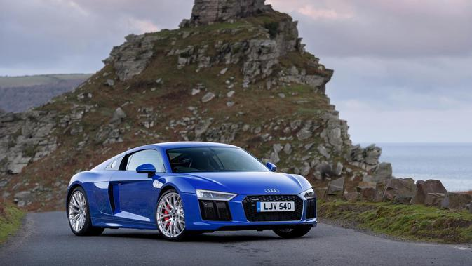 Audi R8 V10 Real Wheel Series (Audi)