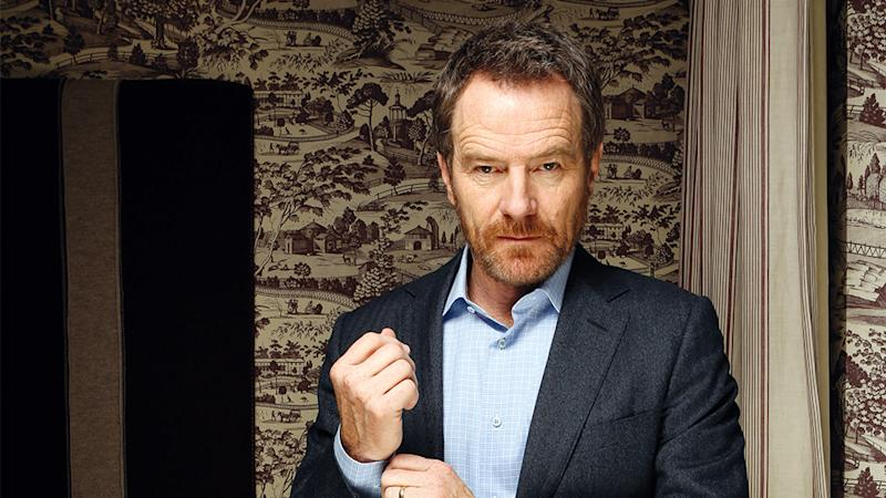 Bryan Cranston: Walk of Fame Is Good for 'Bad' Star