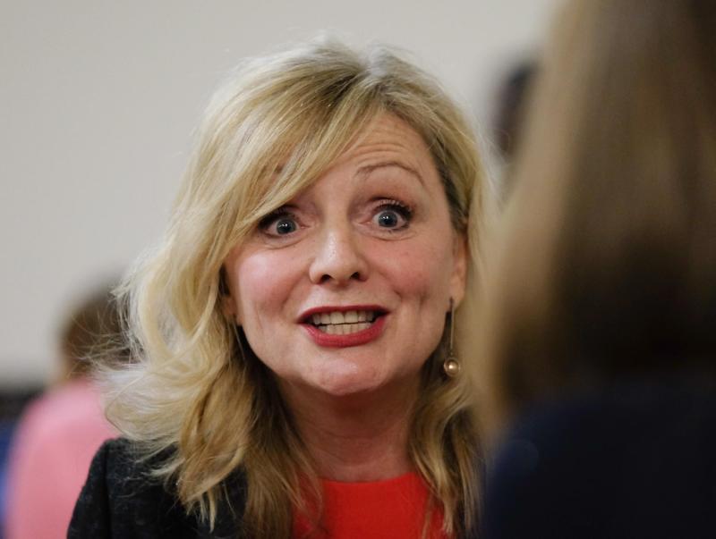 Cox's successor: Tracy Brabin MP: Getty Images