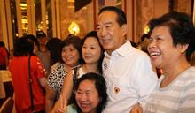 赴慈湖陵寢致敬先總統 宋楚瑜:有蔣公領導才有台灣光復