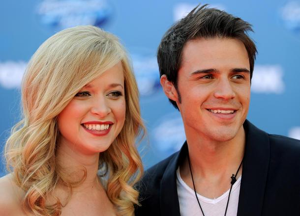 American Idol Kris Allen is Now an American Dad