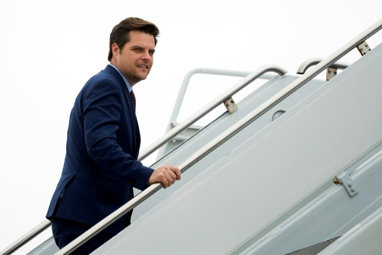 US Congressman Matt Gaetz, who traveled with Donald Trump on Air Force One on March 9, announced his self-quarantine after being notified that he had come in close contact with a person carrying the new coronavirus