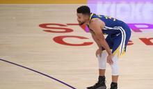 NBA》柯瑞11記三分扭傷爆砍47分 勇士末節遭綠衫軍逆轉