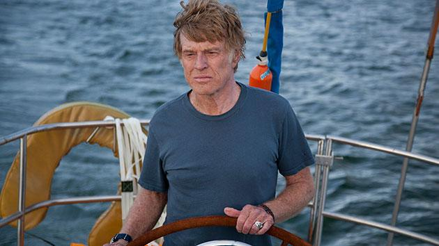 Exclusive: Robert Redford Has Only Himself in 'All is Lost' Trailer
