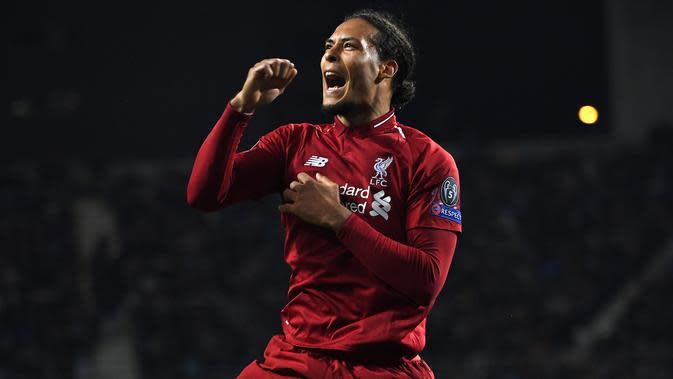 2. Virgil van Dijk - Liverpool : 679 Voting. (AFP/Paul Ellis)