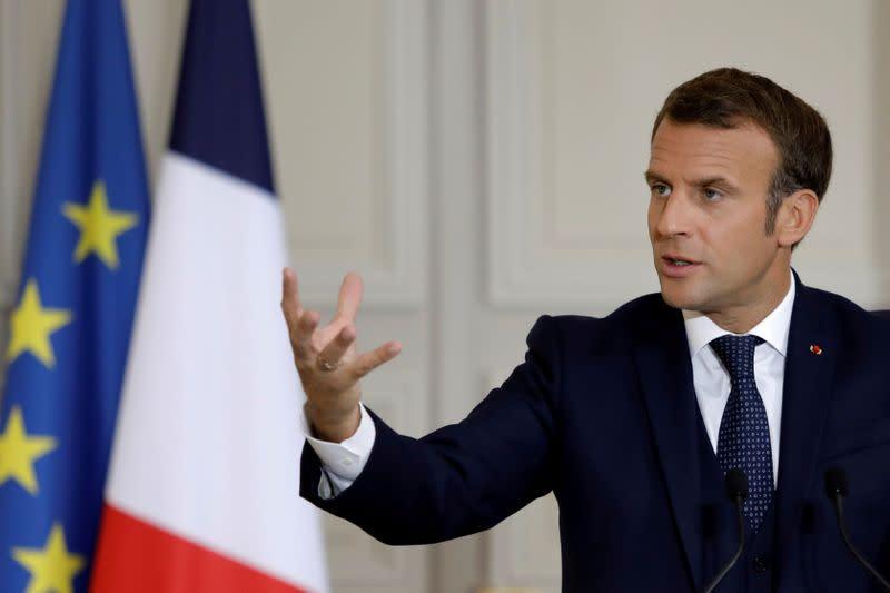 'Ashamed': Lebanese despair at leaders after Macron's rebuke