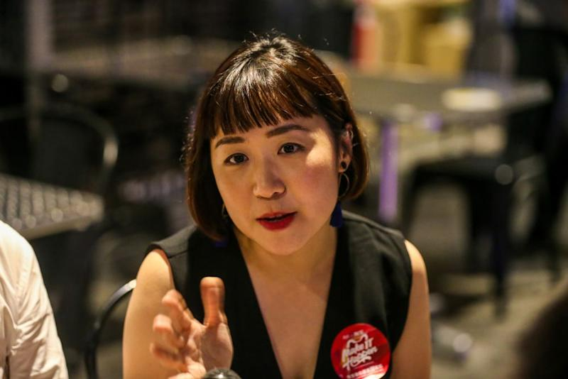 Tmall World Malaysia marketing manager Jess Lew said the company is committed to empowering Malaysian merchants as they continue to grow. — Picture by Firdaus Latif