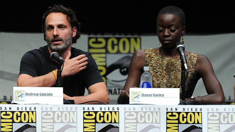 Comic-Con: 'Walking Dead' Stars Discuss Upcoming Season