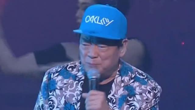 金曲最強爆點!77歲歌手劉福助飆嘻哈
