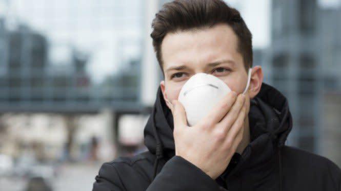 Mitos Pakai Masker Bikin Kekurangan Oksigen, Ini Penjelasan Ahli