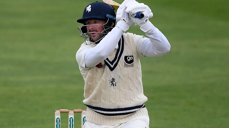 Darren Stevens, in action with the bat for Kent.