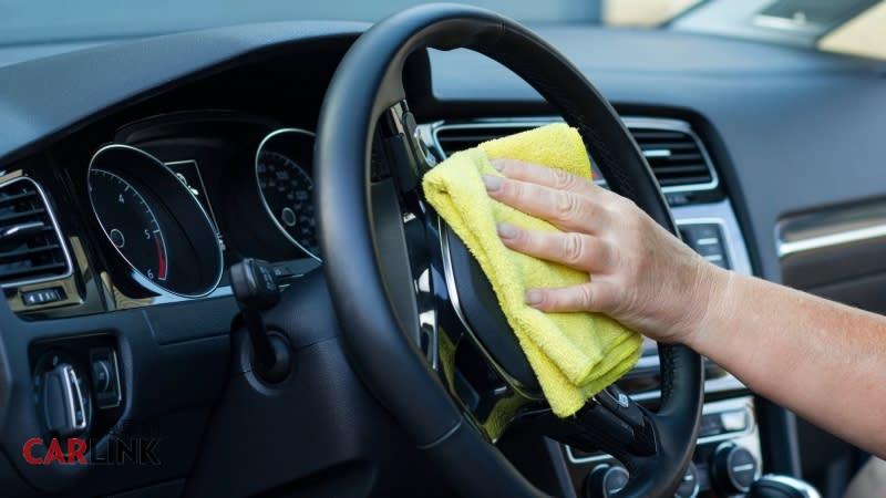 買不到酒精消毒愛車怎麼辦?VW:用肥皂水跟洗潔精也可以