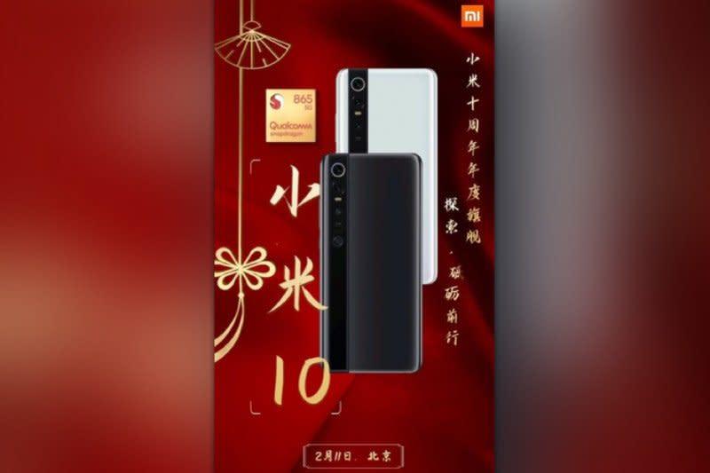 Bocoran Xiaomi Mi ungkap desain dan tanggal peluncuran