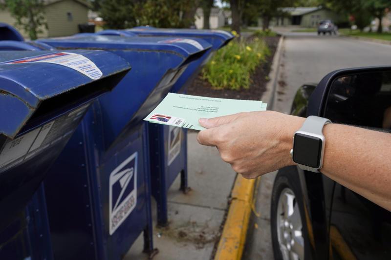 Election 2020-Postal Service-Delays