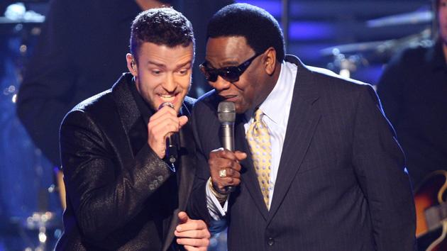 Justin Timberlake Jokes About Stalking The Reverend Al Green