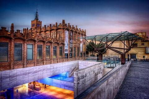 CaixaForum - Credit: This content is subject to copyright./Ken Kaminesky