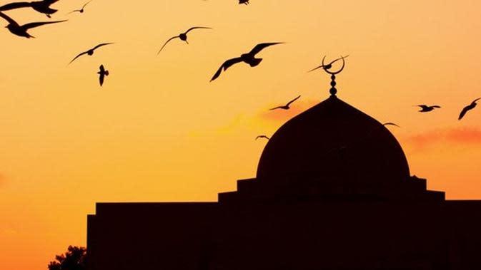 ilustrasi masjid. ©2014 Merdeka.com/Shutterstock/Naufal MQ