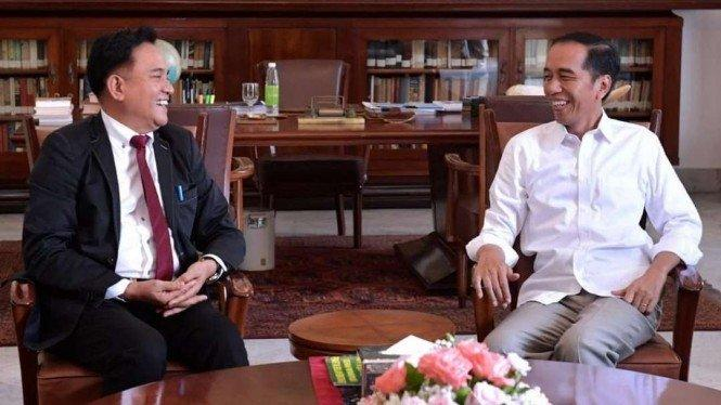 Yusril: MA Tak Berwenang di Sengketa Pilpres, Jokowi-Ma'ruf Sah