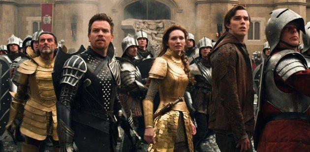 'Jack and the Giant Slayer' Five Film Facts