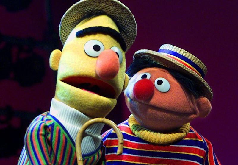 Are Bert and Ernie Muppets gay? Sesame Street writer Mark Saltzman reveals truth about rumours