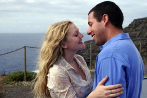 Adam Sandler, Drew Barrymore Travel to Africa in Trailer for Romantic Comedy 'Blended' (Video)
