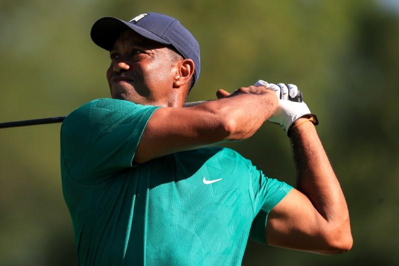 Tiger says overcoming elements will be key in San Francisco