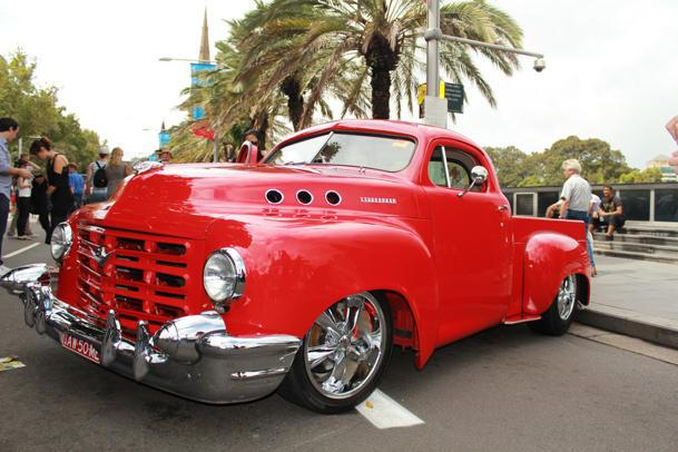 A chopped-down Studebaker from down under: Flickr photo of the day