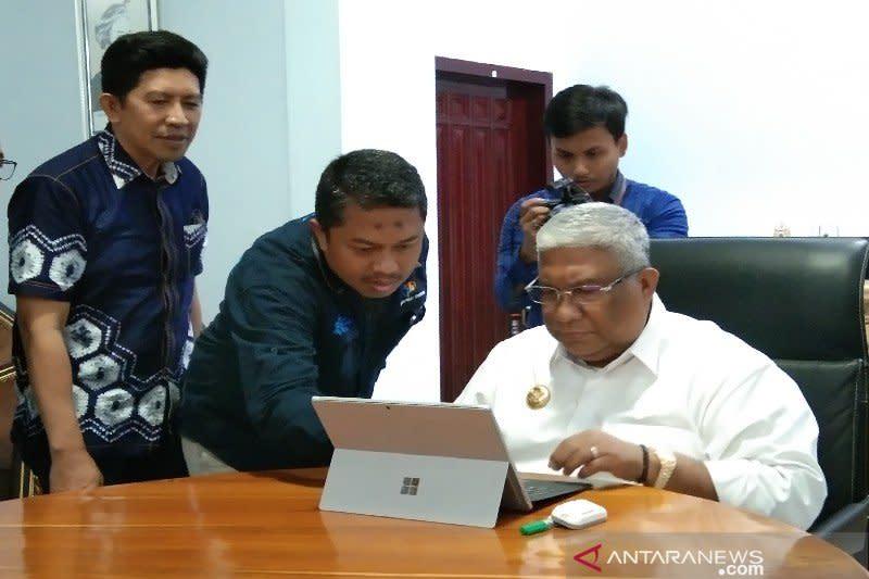 Gubernur Sultra ajak masyarakat sukseskan Sensus Penduduk 2020 daring