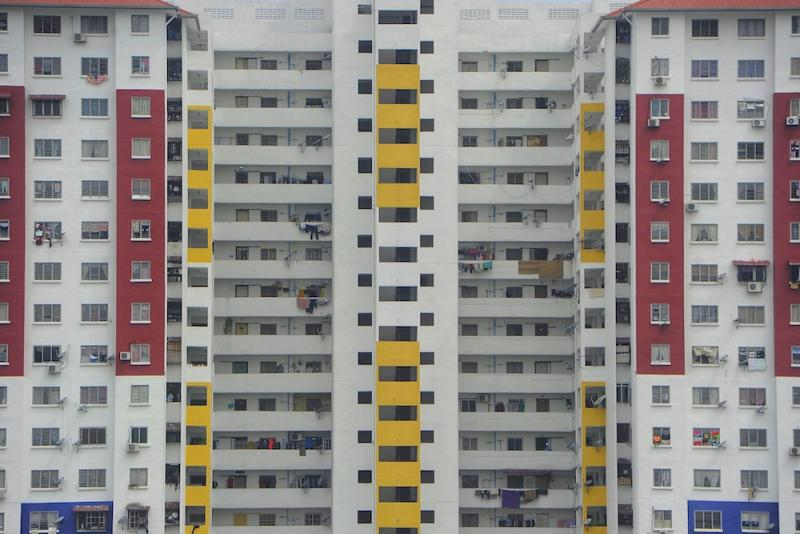 A total of 9,537 units of the People's Housing Programme (PPR) were successfully completed in Johor from 2006 to this year. — Picture by Shafwan Zaidon